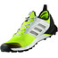adidas Terrex Agravic Speed Low Shoes Men semi solar yellow/core black/grey two